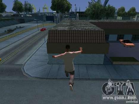 GTA IV Animation in San Andreas for GTA San Andreas tenth screenshot