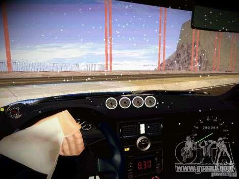 Lada Priora Turbo v2.0 for GTA San Andreas right view