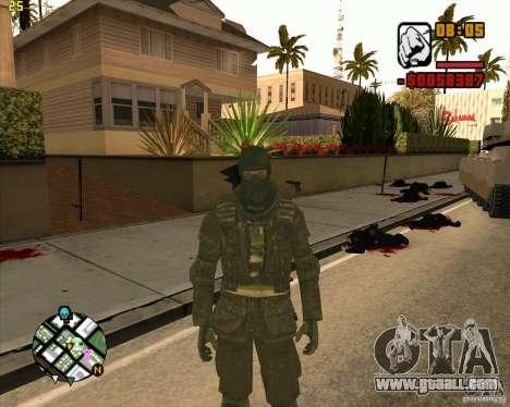 Ckin SAS for GTA San Andreas
