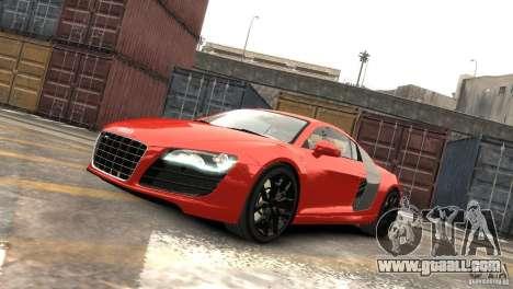 Audi R8 V10 2010 [EPM] for GTA 4