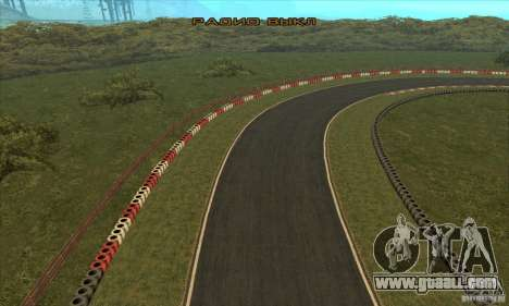 GOKART track Route 2 for GTA San Andreas twelth screenshot