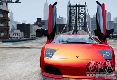 ENB Rage of Reality v 4.0 for GTA 4 forth screenshot