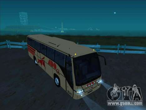 Volvo 9700 for GTA San Andreas