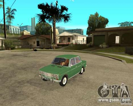 VAZ 2103 for GTA San Andreas left view