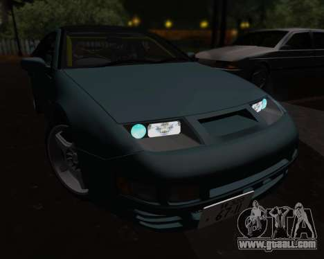Nissan 300ZX Fairlady Z32 for GTA San Andreas back view
