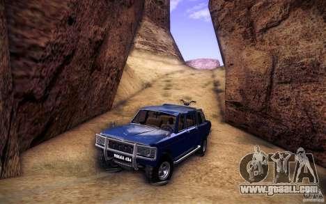 GAZ 2402 4 x 4 PickUp for GTA San Andreas wheels