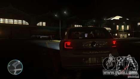 Volkswagen Polo for GTA 4 inner view