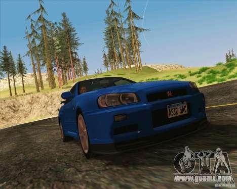 NFS The Run ENBSeries by Sankalol for GTA San Andreas forth screenshot