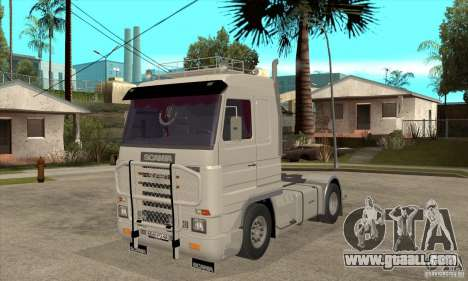 Scania 143M 500 V8 for GTA San Andreas
