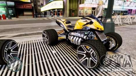 ATV Quad V8 for GTA 4