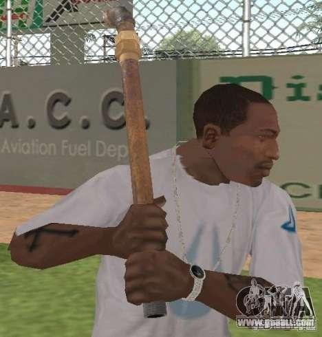 Trumpet for GTA San Andreas third screenshot