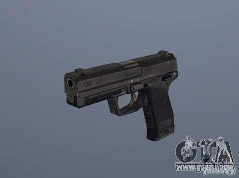 Grims weapon pack3 for GTA San Andreas third screenshot