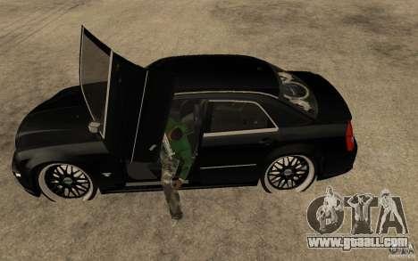 Chrysler 300C DUB for GTA San Andreas left view