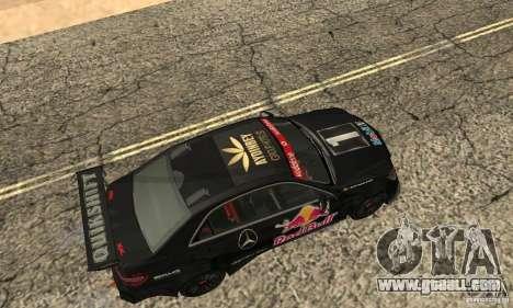 Mercedes-Benz E63 AMG DTM 2011 for GTA San Andreas