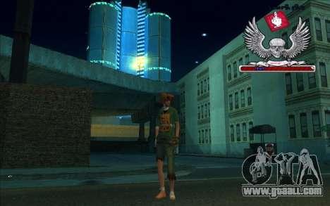 HD box-Bum for GTA San Andreas third screenshot