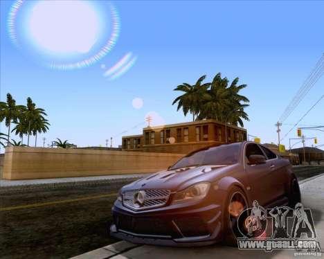 ENBSeries by Sankalol for GTA San Andreas sixth screenshot