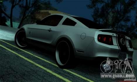 SA gline v4.0 Screen Edition for GTA San Andreas second screenshot