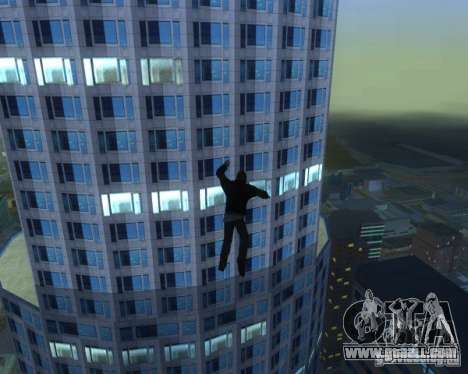 Prototype MOD for GTA San Andreas sixth screenshot