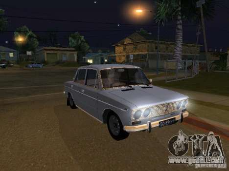 VAZ 2103 Low Classic for GTA San Andreas