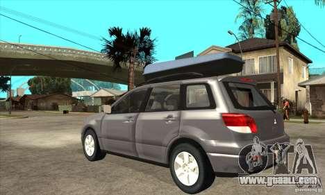 Mitsubishi Airtrek for GTA San Andreas
