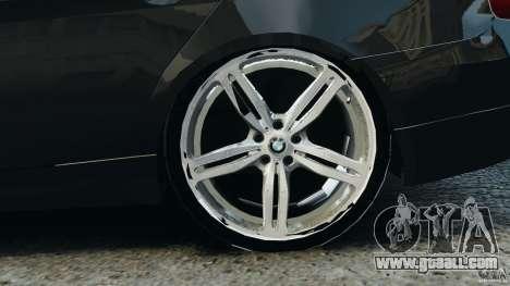 BMW 330i E92 for GTA 4 upper view