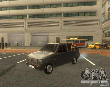 SEAZ Oka Pickup for GTA San Andreas
