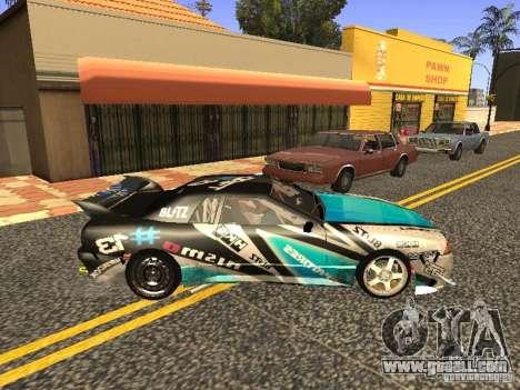 Elegy Drift Korch v2.1 for GTA San Andreas right view