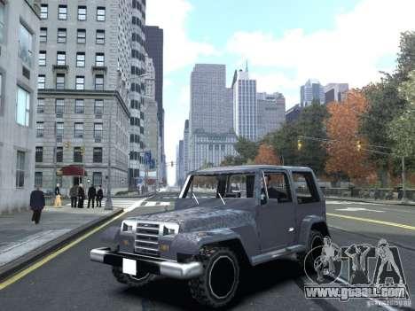 Mesa in GTA San Andreas for GTA IV for GTA 4