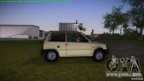 VAZ 1111 Oka for GTA Vice City right view
