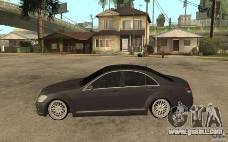Mercedes-Benz S500 for GTA San Andreas