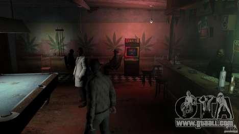 Rasta Bar for GTA 4 forth screenshot