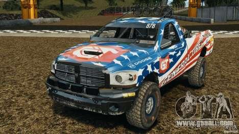 Dodge Power Wagon for GTA 4