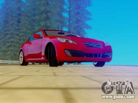 ENB v1.2 by TheFesya for GTA San Andreas eighth screenshot