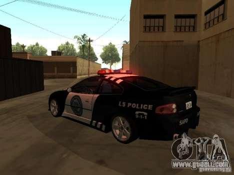 Pontiac GTO Police for GTA San Andreas