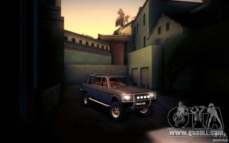 GAZ 2402 4 x 4 PickUp for GTA San Andreas side view