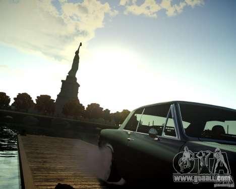 Pontiac GTO DF for GTA 4 left view