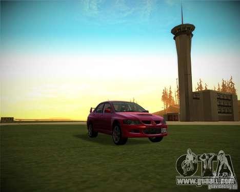 ENBSeries by Sashka911 v4 for GTA San Andreas fifth screenshot