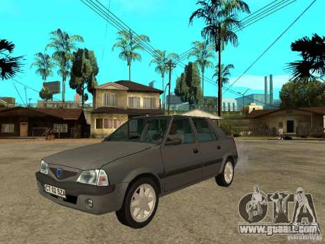 Dacia Solenza for GTA San Andreas