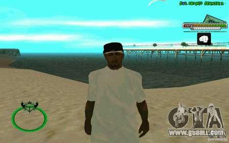 Nigga HD skin for GTA San Andreas