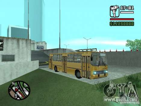 IKARUS 260.37 for GTA San Andreas