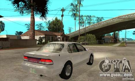 Nissan Cefiro A32 Kouki for GTA San Andreas right view