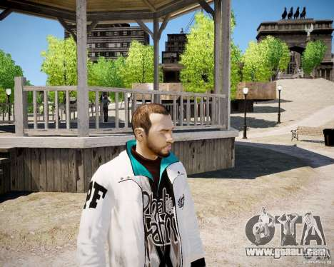 Young Niko for GTA 4 third screenshot