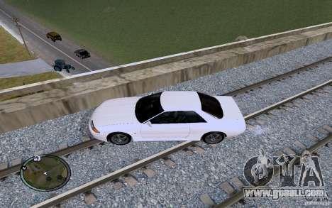 Russian Rails for GTA San Andreas twelth screenshot