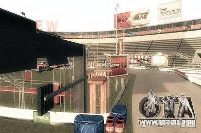 NFS:Shift Drift Tracks for GTA San Andreas forth screenshot