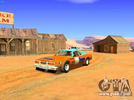 Jupiter Eagleray MK5 for GTA San Andreas