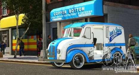 Ford Divco Milk and Icecream Van 1955-56 for GTA 4