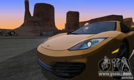 ENBSeries by dyu6 Low Edition for GTA San Andreas third screenshot