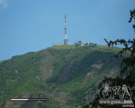 Loading screens Pyatigorsk for GTA San Andreas ninth screenshot