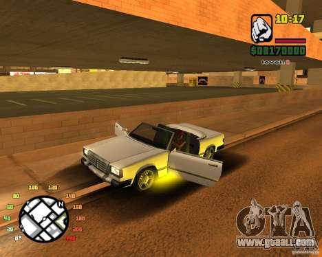 Extreme Car Mod SA:MP version for GTA San Andreas