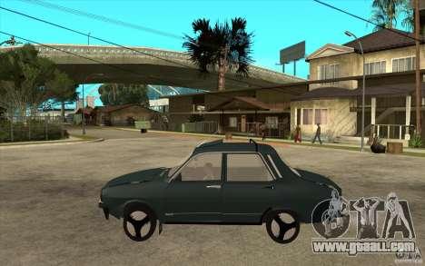 Dacia 1300 Cocalaro Tzaraneasca for GTA San Andreas left view